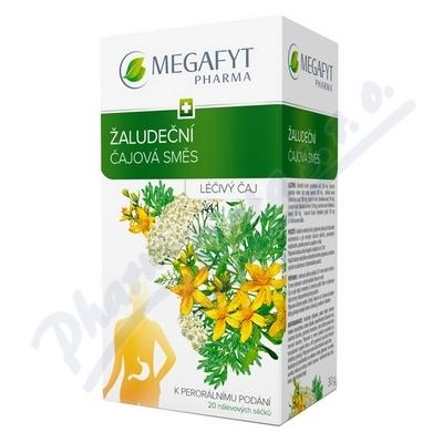 Megafyt Žaludeční čajová směs por.spc.20x1.5g