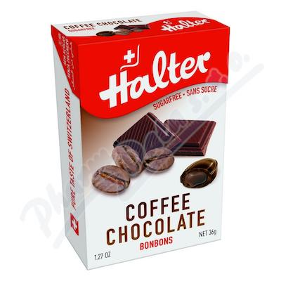 HALTER bonbóny Káva s čokoládou 36g H203353