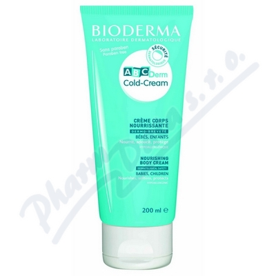 BIODERMA ABCDerm Cold-Cream 200ml
