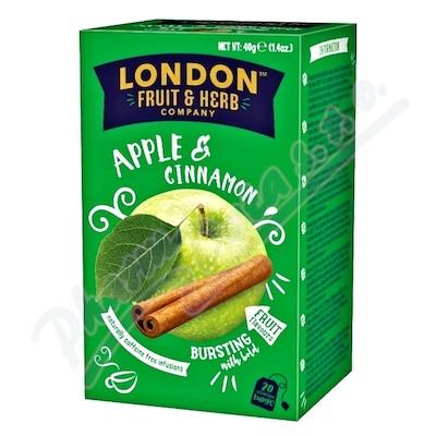 Čaj LFH Jablko se skořicí 20x2g