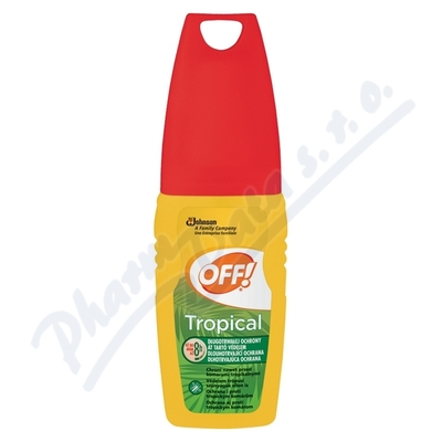 OFF Tropical rozprašovač 100ml