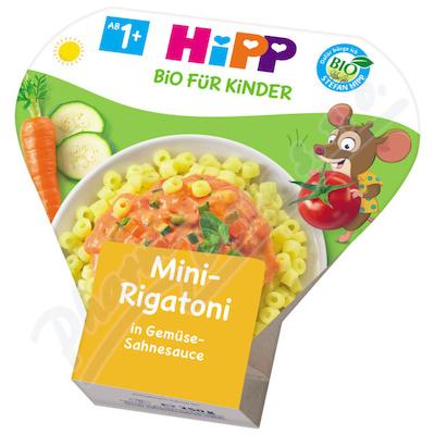 HiPP DĚT.TĚST. BIO Mini-Rigatoni se zeleninou 250g