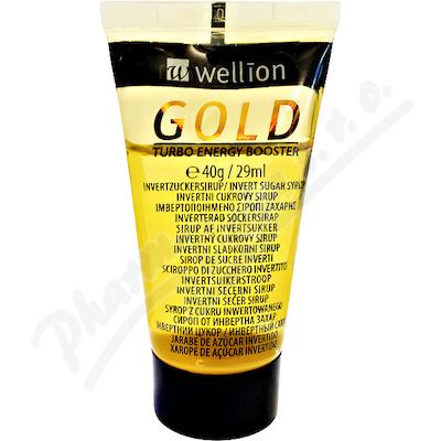 Wellion Gold - tekutý cukr v tubě 40g