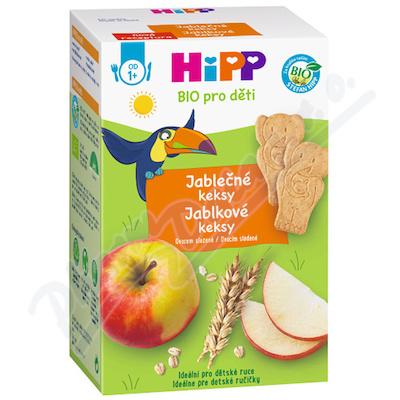 HiPP SUŠENKY BIO Dětské jablečné keksy 150g