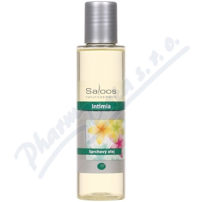 Saloos Sprchový olej Intimia 125 ml