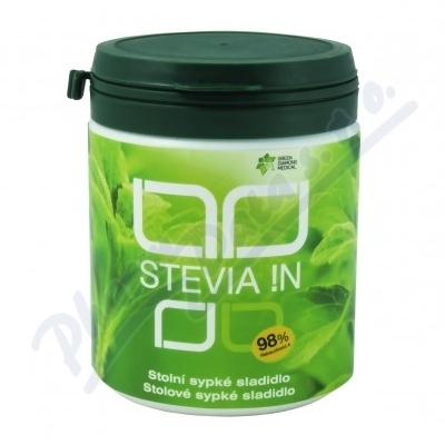 STEVIA IN sypké sladidlo 140g