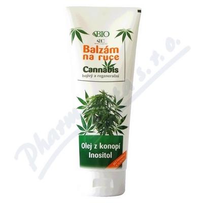 BIONE Cannabis balzám na ruce 205ml