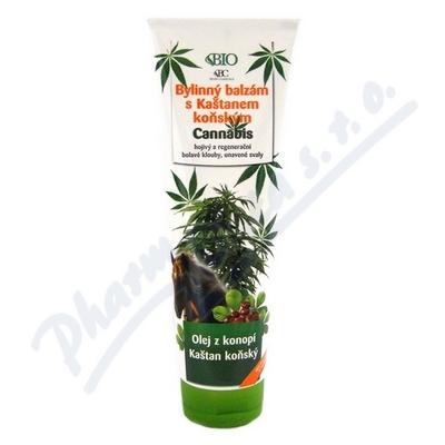 BIONE Cannabis bylin.bal.Kaštan koňský 300ml