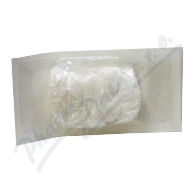 Tampón stáčený z gázy steril.19x20cm/5ks Steriwund