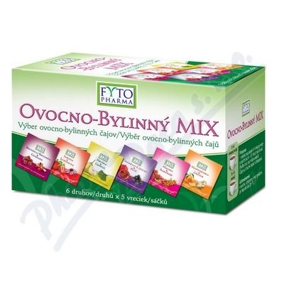 Ovocno-bylinný MIX čajů 30x2g Fytopharma