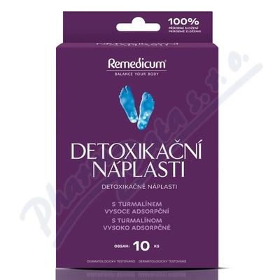Detoxikační náplasti 10ks