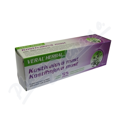 Herbacos Veral HERBAL kostivalová mast 100ml