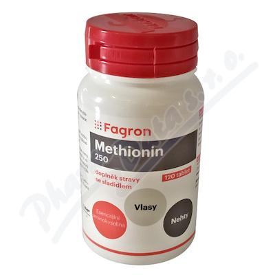 Methionin 250 tbl.120 Fagron