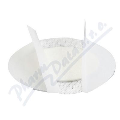 Fixopore S sterilní náplast ovál 6.5x9.5cm 1ks
