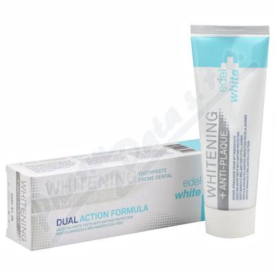 EDEL+WHITE Zubní pasta Whitening Anti-Plague 75ml