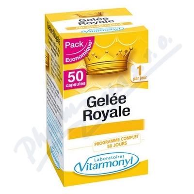 Vitarmonyl Mateří kašička cps.50