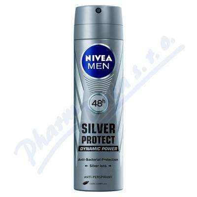 NIVEA MEN AP sprej Silver Protect 150ml 82959