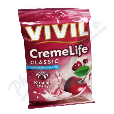 Vivil Creme life višeň bez cukru 110g