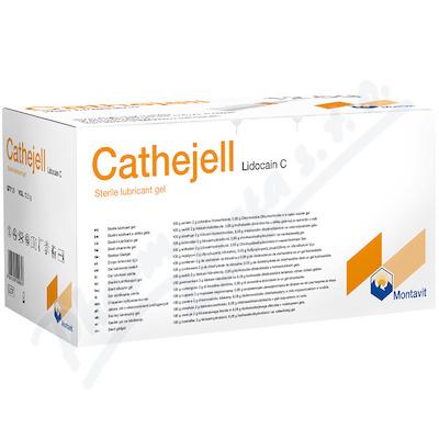 Cathejell Lidocaine C inj. 25 x 12.5g