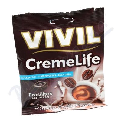 Vivil Creme life Brasilitos bez cukru 40g