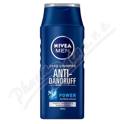 NIVEA MEN šampon proti lupům Power 250ml 81533