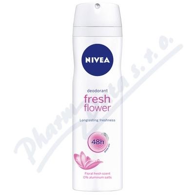 NIVEA Deo sprej Fresh Flower 150ml 80058
