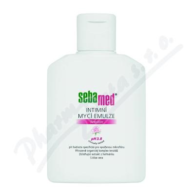 SEBAMED Intimní mycí emulze pH3.8 50ml cest.baleni
