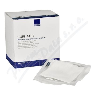 Curi-Med kompres steril.netk. 7.5x7.5cm 50x2ks