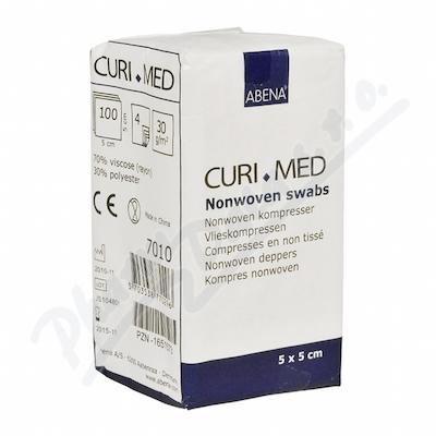 Curi-Med kompres nesteril.netk. 5x5cm 100ks