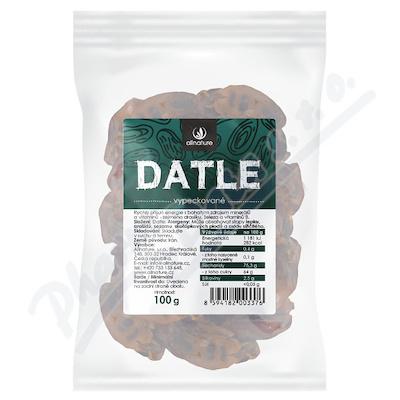 Allnature Datle vypeckované 100g