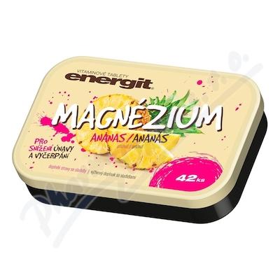 Energit Magnézium ananas tbl.42