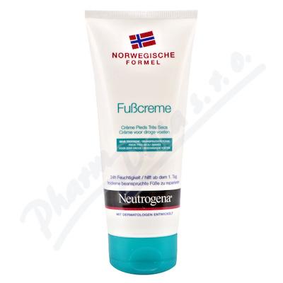 Neutrogena NR Výživný krém na nohy 100ml
