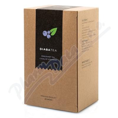 AROMATICA Bylinný čaj DiabaTEA 20x2g