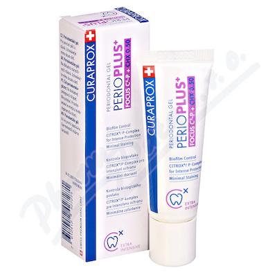CURAPROX Perio Plus+ Focus gel 10ml