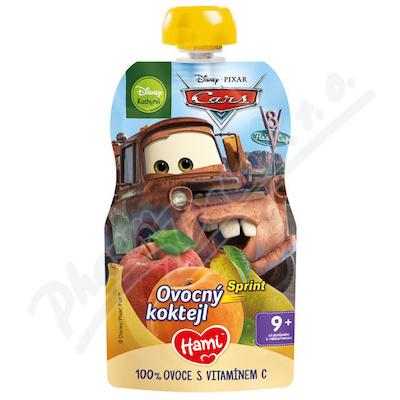 Hami Disney Cars OK ovocný koktejl 110g