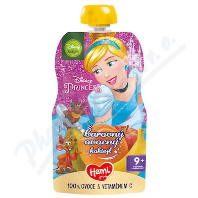 Hami Disney Princess OK ovocný koktejl 110g