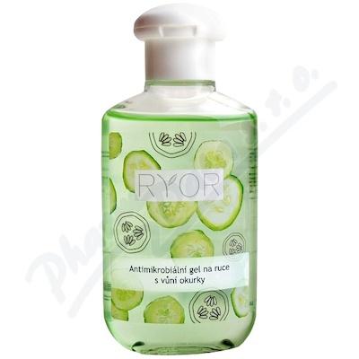 RYOR Antimikrobiální gel s vůní okurky 150 ml