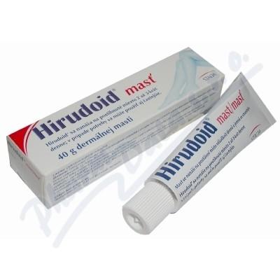 Hirudoid drm.crm. 1x40g