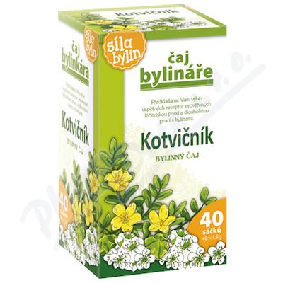 Čaj Bylináře Kotvičník 40x1.5g