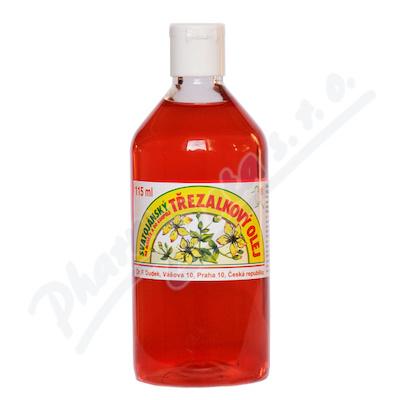 DR.DUDEK Třezalkový olej masáž/koupel 115ml