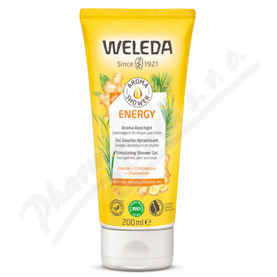 WELEDA Aroma Shower ENERGY 200ml