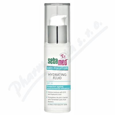 SEBAMED Anti-Pollution Hydratační gel 30ml
