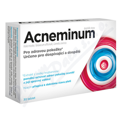Acneminum tbl.30