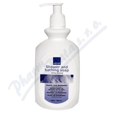 ABENA sprchové+koupelové mýdlo parf.500ml 6662