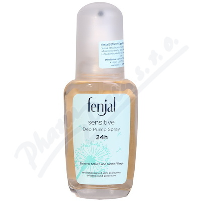 FENJAL Sensitive Deo pump. Spray 75ml