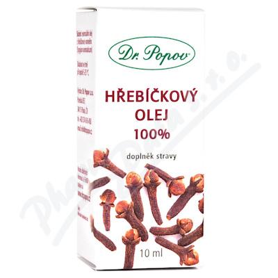Dr. Popov Hřebíčkový olej