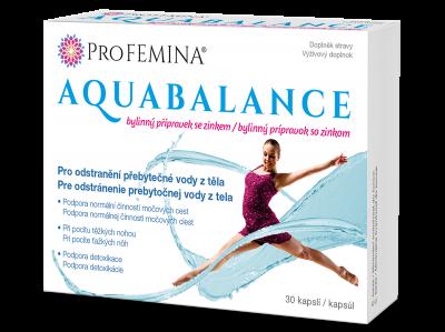 A PREMIUM PROFEMINA AQUABALANCE CPS. 30