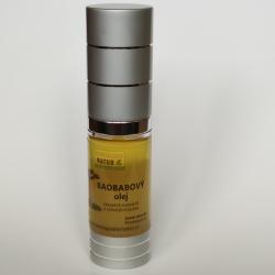 Baobabový olej 15 ml – obal Airless