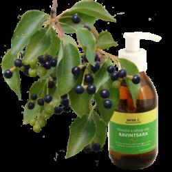 Masážní a tělový olej RAVINTSARA 200ml