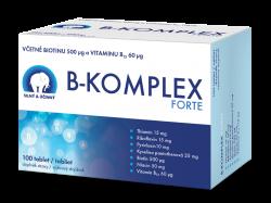 A PREMIUM B-KOMPLEX FORTE, 100 tablet